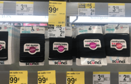 Conair Bobby Pins & Scunci No Damage Elastics Only $0.99 at Walgreens! {No Coupons Needed}