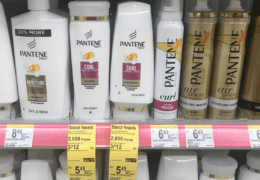 Pantene Hair Care Products Just $1.66 at Walgreens!
