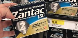 Better Than FREE Zantac 150 at Target! {Rebate}