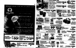 ShopRite Preview Ad for the week of 11/18/18