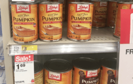 Libby's 100% Pure Pumpkin Just $0.94 at Target!