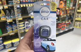 New $1.50/1 Glade PlugIns Car Product Coupon & Deals!