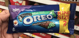 Oreo King Size Chocolate Bars Just $0.45 at Dollar General!