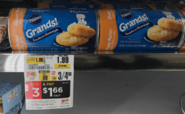 Pillsbury Grands Biscuits as Low as $0.33 at ShopRite!