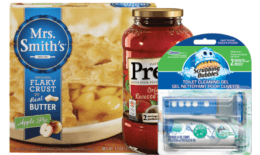 Today's Top New Coupons - Save on Mrs. Smith, Scrubbing Bubbles, Prego & More
