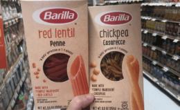 FREE Barilla Chickpea  or Red Lentil  Pasta at ShopRite! {Ibotta Rebate}