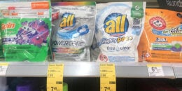 all Liquid Laundry Detergent, Powercore or Mighty Pacs Just $1.49 at Walgreens!