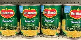 FREE Can of Corn at Walmart! {Rebate}