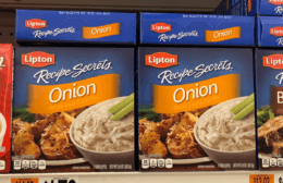 Still Available! Lipton Recipe Secrets Just $0.39 at ShopRite!