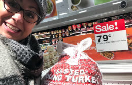 Market Pantry Frozen Turkeys as low as $0.64/lb Today Only!