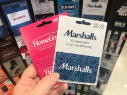 Rite Aid Shoppers - Save Up To $16 on Marshalls & HomeGoods Gift Cards!