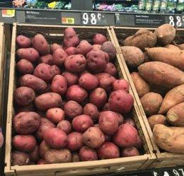 FREE Potatoes at Walmart, Target, ShopRite & More! {Rebate}