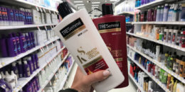 Sunday Only! $0.75 Tresemme Premium Hair Care Products at Rite Aid!