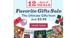 Favorite Gifts Magazine Deal