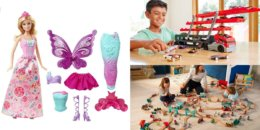 Save up to 83% on Thomas & Friends, Barbie, Fisher Price and More!