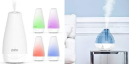 Save Up to 63% on  Pure Enrichment Aroma Diffusers & Humidifiers Starting at $19.99