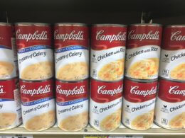 Campbell's Condensed Soups Just $0.86 at Rite Aid!