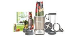 NutriBullet Pro - 13-Piece High-Speed Blender/Mixer System $49.99 (Reg. $79.99)