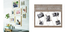"Better Homes & Gardens 7 Piece Frame or 22"" x 27"" You Are My Greatest Adventure Collage just $12"
