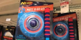 NERF Sports Golf Set Just $5.84 at Target! {Reg $12.99}