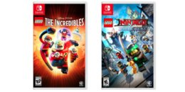 LEGO The Incredibles or Ninjago Nintendo Switch Game $19.99 (Reg. $49.99) & More + Free Shipping!