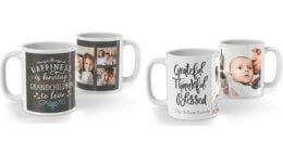 Walmart: 11oz. Personalized Photo Ceramic Mugs just $5 + Free Pickup
