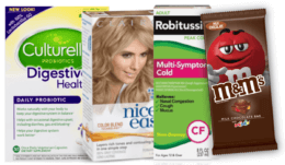 Today's Top New Coupons - Save on Contadina, M&M's, Robitussin & More