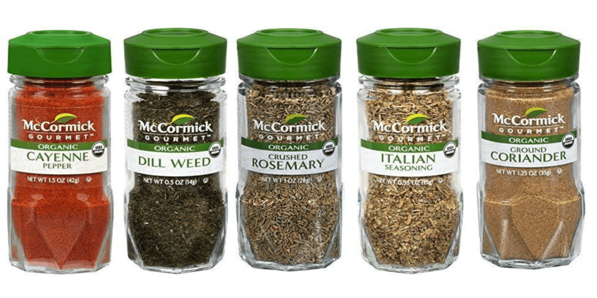 Rare! $1 50/1 McCormick Gourmet Spices Coupon - Hot Deal at