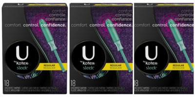 Kotex Tampons Recalled Due to Defective Product