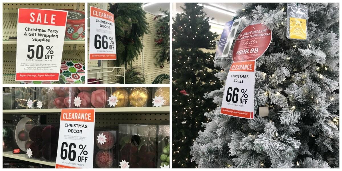 Hobby Lobby After Christmas Sale 2018