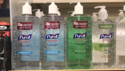 New $1/1 PURELL Advanced Hand Sanitizer Coupon + Deals at Target, ShopRite & More!