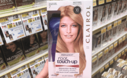 $4 Money Maker on Clairol Permanent Root Touch Up Hair Color at Rite Aid! {12/16, Ibotta Rebate}