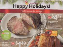 Stop & Shop Preview Ad Scan for the week of 12/21