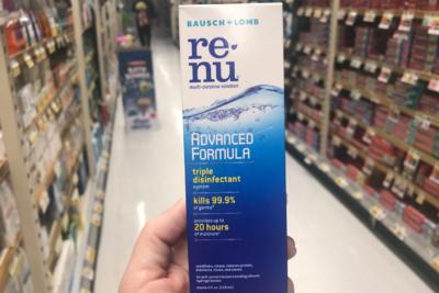 Re-nu Advanced Multi-Purpose Solution Just $0.99 at Rite Aid!