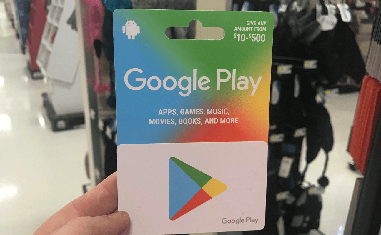 Rite Aid Shoppers Save Up To 16 On Google Play Gift Cards