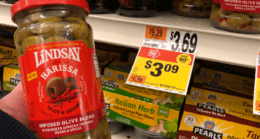 Lindsay Infused Olive Blends only $0.09 at Stop & Shop {Rebate}