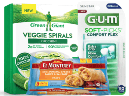 Today's Top New Coupons - Save on Green Giant, Nexium, El Monterey & More