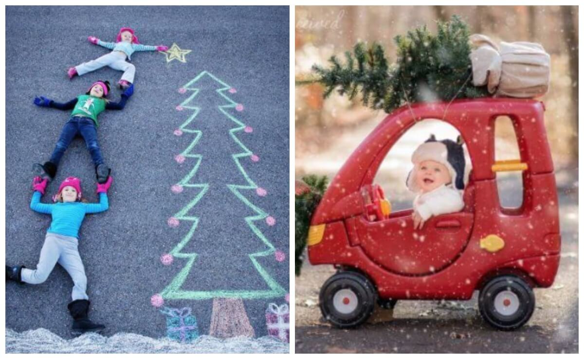 15 Unique Christmas Photo Ideas That Will Impress Your Familyliving