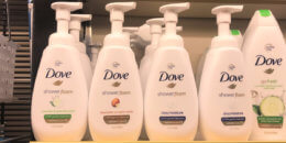 New $1.50/1 Dove Shower Foam Coupon & Deals!
