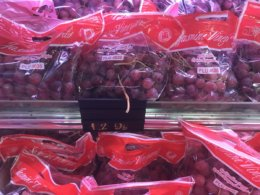Red Grapes as low as $0.99lb at Stop & Shop {Digital Offer}
