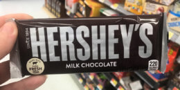 Hershey's Single Serve Candy Bars Just $0.99 at Walgreens! {No Coupons Needed}