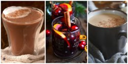 20 Hot Drink Recipes To Warm You Up on Cold Nights
