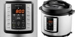 Price Drop! Insignia Multi-function 6-Quart Pressure Cooker $29.99 (Reg. $99.99) + Free Shipping!