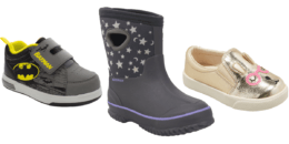 Target Shoppers - Save 30% on Kids' Boots, Shoes & Slippers! {Today Only}