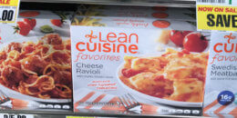 Lean Cuisine Favorites Frozen  Entrees Just $0.50 at ShopRite! {12/23}