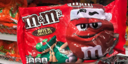 Target Shoppers - $1.45 Holiday M&M's Candy Bags!