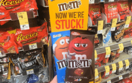 New $1/2 M&M'S Chocolate Bars Coupon - $1 at Walgreens {12/16} & More!