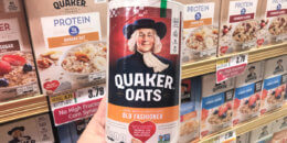 $2 in New Quaker Coupon + Deals at Walmart, ShopRite & More!