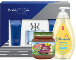 Today's Top New Coupons - Save on Johnson's Baby, Nautica, Lubriderm & More