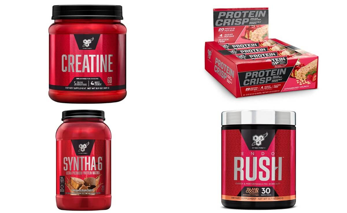 BSN Nutrition Coupons January 2019